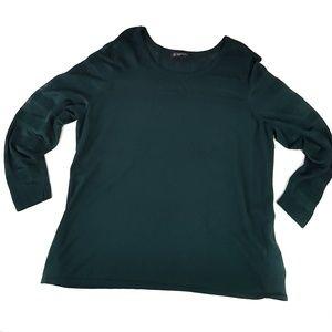 INC Cute Green Sweater